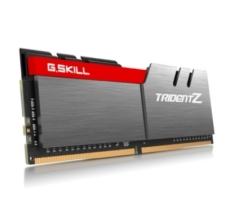 [G.SKILL] DDR4 16GB PC4-25600 [8GB x 2] CL16 TRIDENT Z